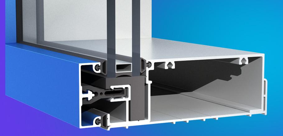 Exterior door frames - Yes 600 Ykk Ap Aluminum Storefront Building Products