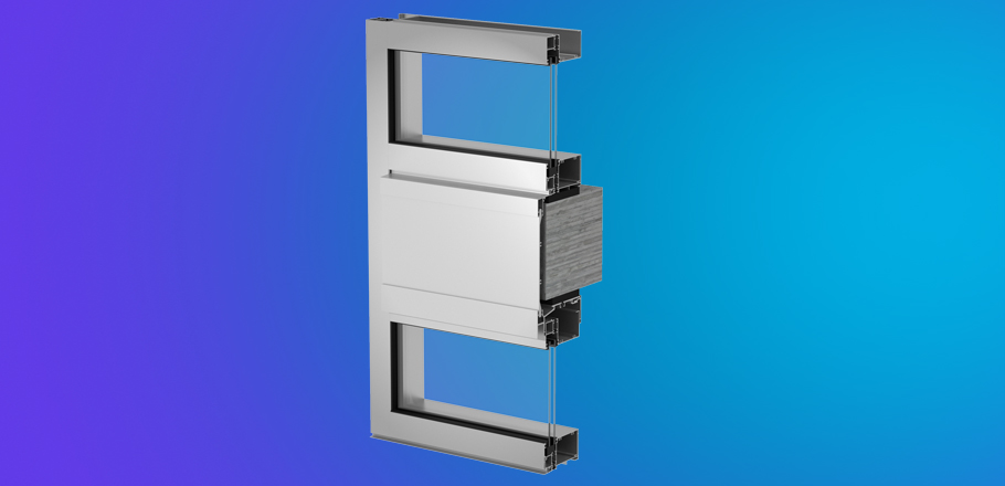 Yww 50 T Ykk Ap Aluminum Window Wall Building Products