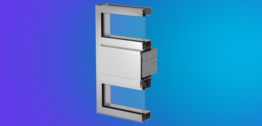 Yww 50 T Ykk Ap Aluminum Window Wall Building Products
