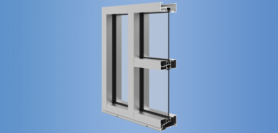 YES 45 FS YKK AP Aluminum Storefront Building Products