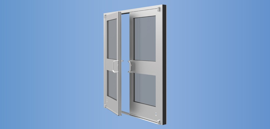 MegaTherm® 35XT / 50XT - Advanced Thermal Commercial Entrances