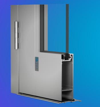 Images of Harga Folding Door Ykk - Images Door Design