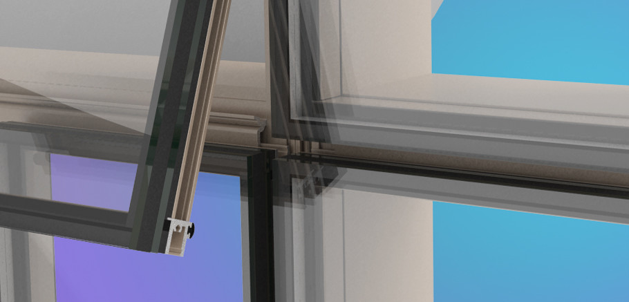 Structurally Glazed Curtain Wall : Structural silicone glazed ssg curtain wall