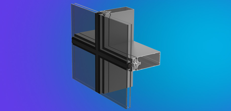 Structural Glazing Curtain Wall Systems : Structural silicone glazing curtain wall