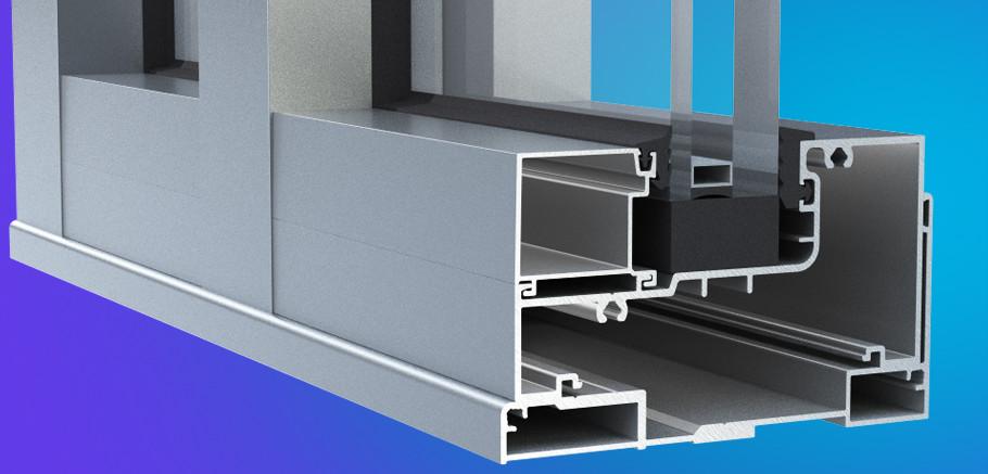 Insulated Glazing Storefront System : Yhs fi ykk ap aluminum storefront products