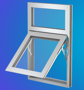 Yow 225 h ykk ap aluminum operable window products for Operable awning windows