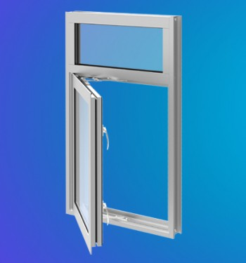 YOW 225 TUH Thermally Broken Impact Resistant Blast Mitigating Operable Window