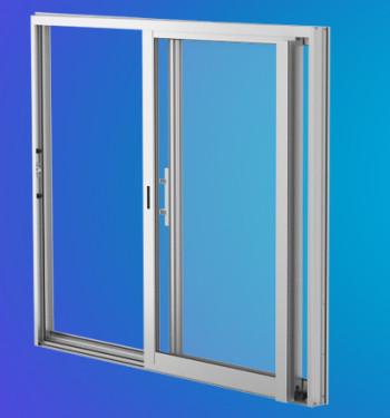 YSD 400 Heavy Duty Sliding Door