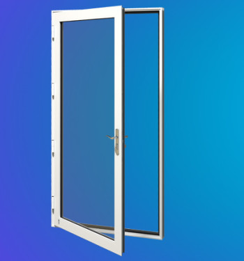 YTD 350 T Thermally Broken Architectural Terrace Door Entrances