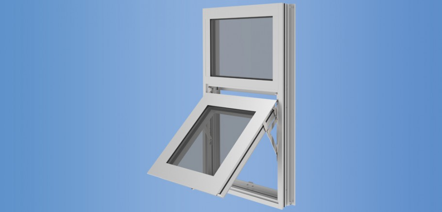 YOW 350 T - Thermally Broken Heavy Wall Window System for Insulating Glass