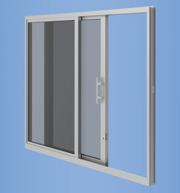 YSD 400 - Heavy Duty Sliding Door