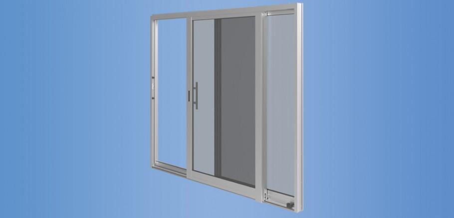 YSD 400 - Heavy Duty Sliding Door