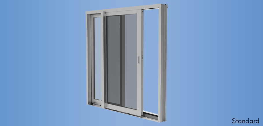 YSD 600 T - Thermally Broken Architectural Sliding Door