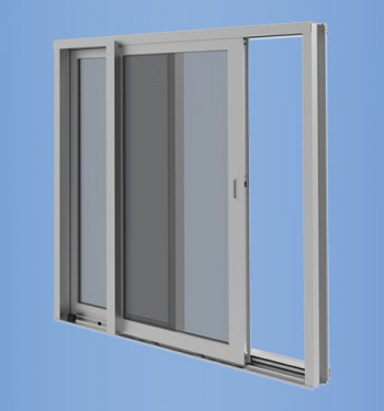 YSD 600 TH - Thermally Broken and Impact Resistant Architectural Sliding Door