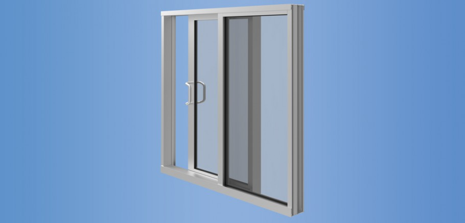 YSD 700 H - Impact Resistant Heavy Commercial Sliding Door
