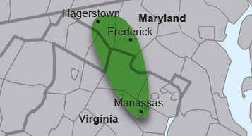 Northwest Maryland