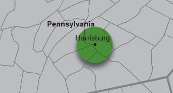 Southern Pennsylvania