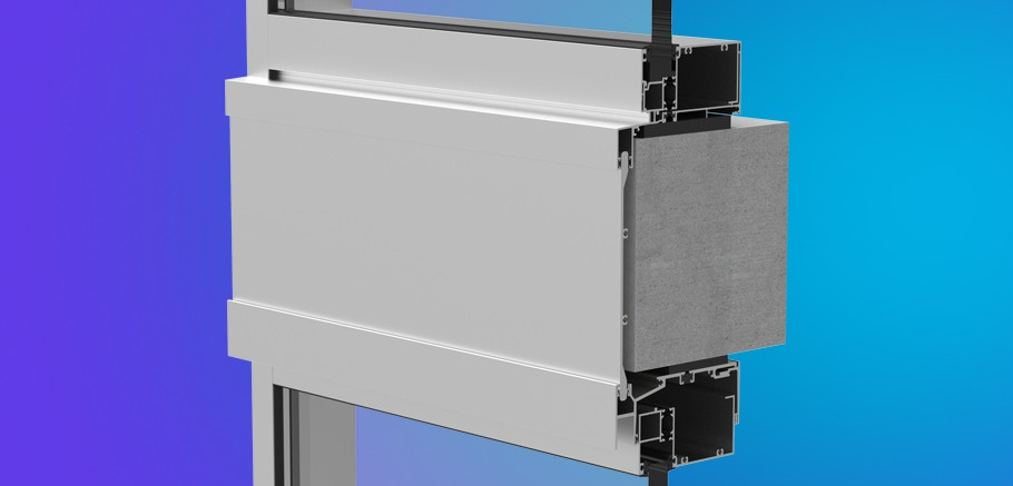 YWW 50 T - YKK AP Aluminum Window Wall Building Products