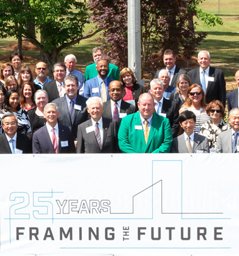 YKK AP America Inc. Celebrates 25 Years in the United States Glass Industry
