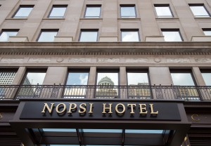 NOPSI Hotel, Downtown New Orleans