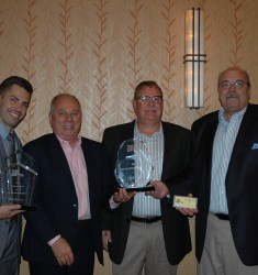YKK AP America Recognizes Top Performers at Annual Sales Meeting