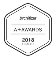 YKK AP is an Architizer A+ Awards Finalist! Help us Win!