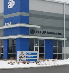 YKK AP America Opens Doors to New Manufacturing Facility in Cincinnati
