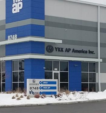 YKK AP America Opens Doors to New Manufacturing Facility in Cincinnati