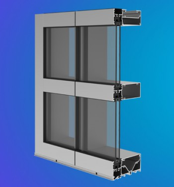 YKK AP Rounds Out Its Line of Window Wall Systems with the Introduction of Two New Products