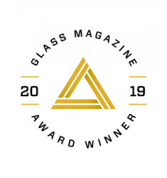YKK AP Takes Home 2019 Glass Magazine Award