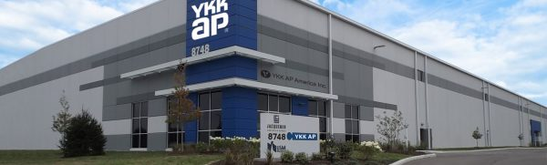 YKK AP Opens Midwest Manufacturing Center