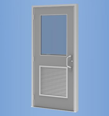 25FD - Flush Panel Entrance