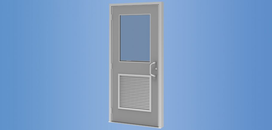 25FD - Flush Panel Entrance