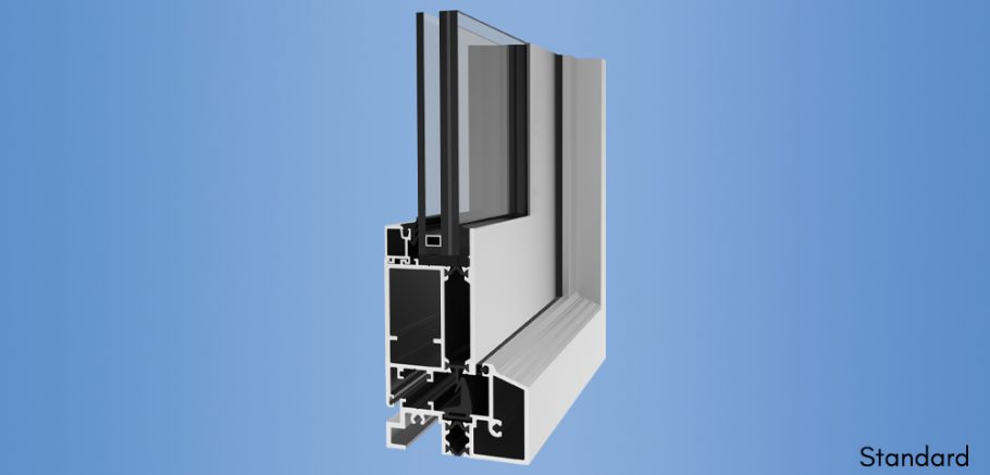 YTD 350 TH - Thermally Broken and Impact Resistant Architectural Terrace Door