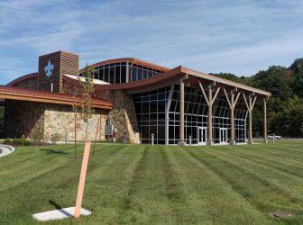 JW & Hazel Ruby West Virginia Welcome Center