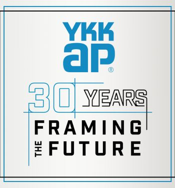 YKK AP America Inc. Celebrates 30 Years in the Architectural Products Industry