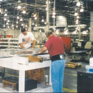 YKK AP Opens New Fabrication Plant