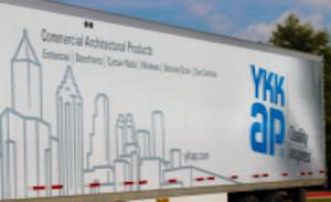 YKK AP Launches Direct Freight Shipping Program