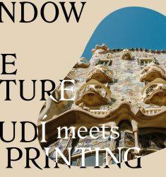 "YKK AP Inc. Presents ""WINDOW ON THE FUTURE – GAUDÍ MEETS 3D PRINTING"" IN TOKYO"