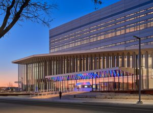 The Buddy Holly Hall of Performing Arts and Sciences