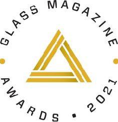 YKK AP Takes Home 2021 Glass Magazine Award
