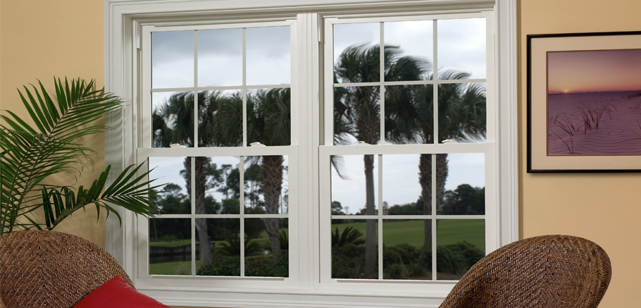 StyleGuard® Impact-Resistant Double-Hung Windows