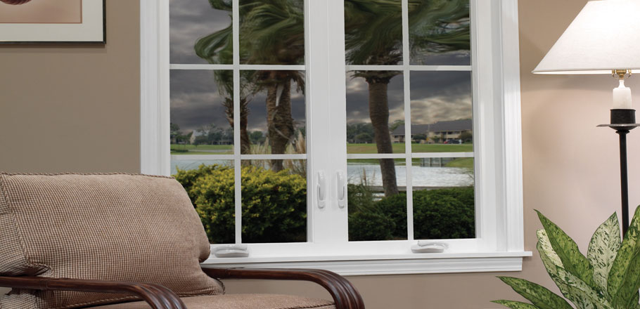 StyleGuard® Impact-Resistant Casement Windows