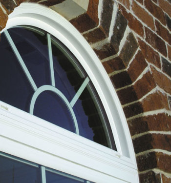 StyleGuard® Impact-Resistant Geometric Windows