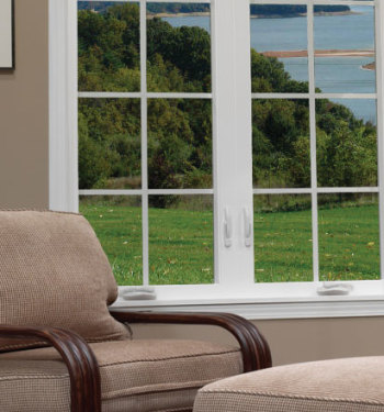 StyleView® Casement Windows