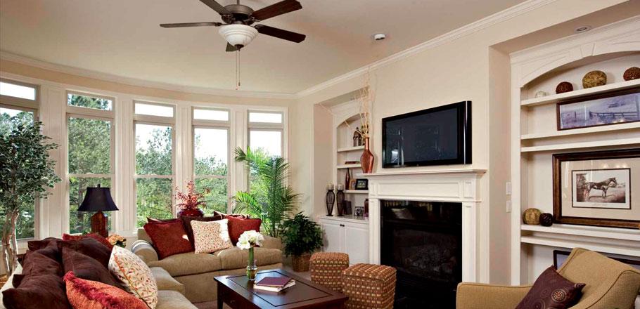 StyleGuard® Impact-Resistant Transom Windows
