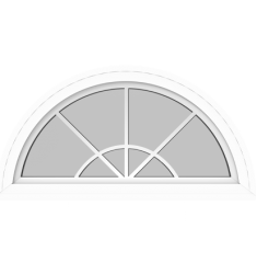 Design this StyleView® Flange Geometric Windows