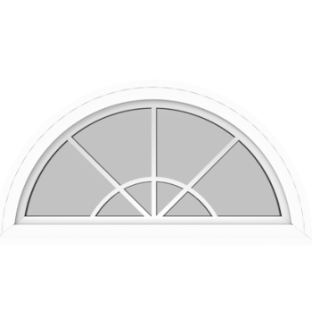 StyleView® Flange Geometric Windows