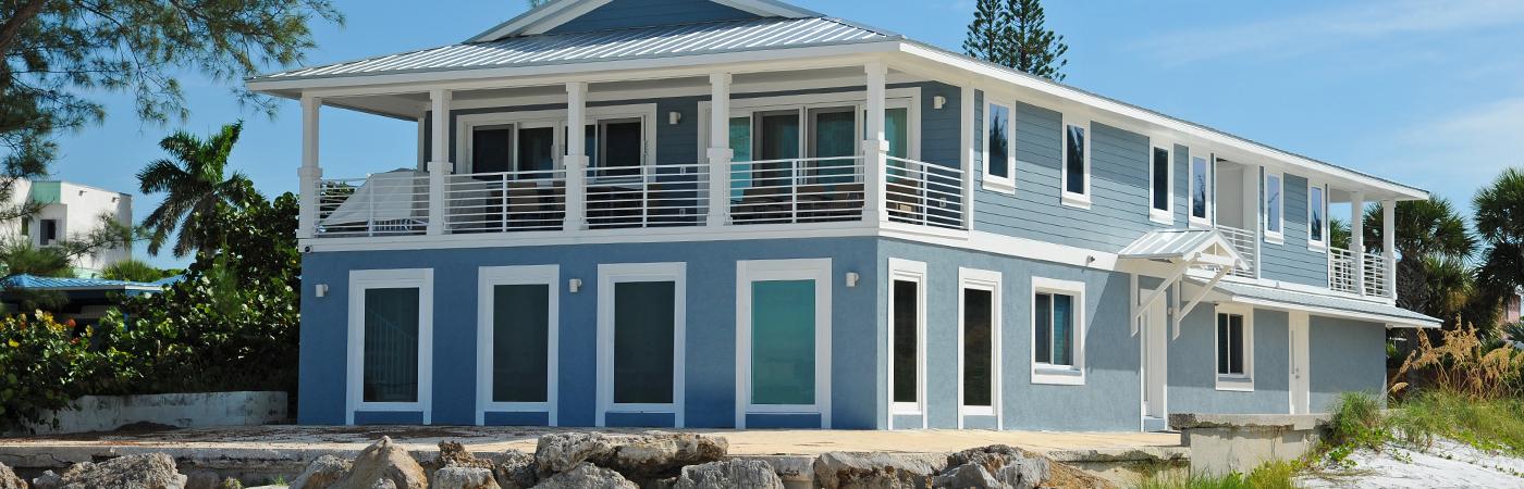 StyleGuard® Impact-Resistant Casement Picture Windows