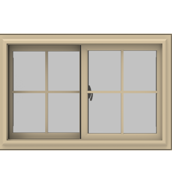 Precedence® Double Slider Window